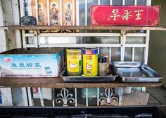 China Town, Cyrildende, Johannesburg - my photo reportage