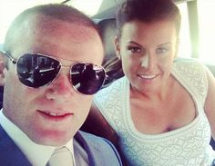 Rooneys selfie