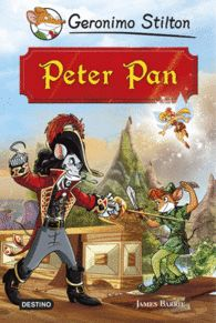 PETER PAN GERONIMO STILTON