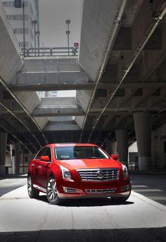 2013 Cadillac XTS #cadillac #xts #cars #sedan #luxury #potamkinnyc #nyc #newyork #manhattan