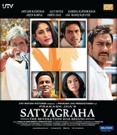 Satyagraha : Bollywood DVD for $5.96