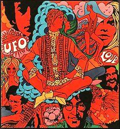 Illustration from Jackie magazine, January 1968. .