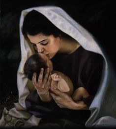"'She Shall Bring Forth a Son"" by Liz Lemon Swindle"