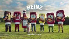 """HEINZ Ketchup Game Day 2016 Hot Dog Commercial 