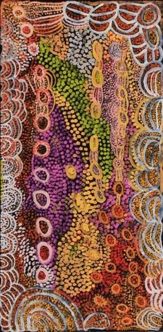 Located on Ngaanyatjarra country, within Warakurna Community, the Art Centre is a not-for-profit enterprise, fully owned and governed by Aboriginal artists.