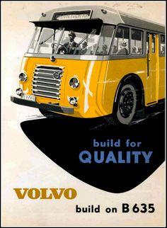 Volvo Bus B635.