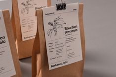 barbarus on Behance Bakery Packaging, Craft Packaging, Cookie Packaging, Tea Packaging, Food Packaging Design, Packaging Design Inspiration, Organic Packaging, Bourbon, Design Café