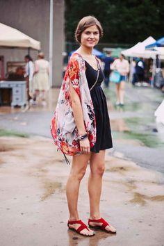 Brooklyn Flea NYC - Street Style - Weekend Outfits