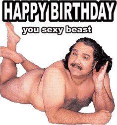 Funny happy birthday naked foto 536
