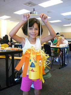 How to Make a Windsock for Children in 12 Steps