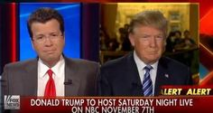 Full Video: Donald Trump Interview with Neil Cavuto on Hosting SNL, Democratic Debate Live Tweeting