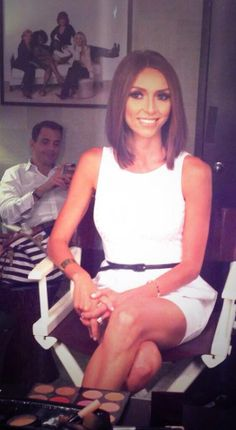 Giuliana Rancic... She is so beautiful inside and out!