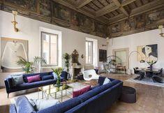 A Roma weekend tra lusso e design nel palazzo rinascimentale con la Costaguti Experienceelledecoritalia