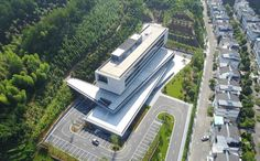 Gallery of Kaihua County 1101 Project and City Archives / The Architectural Design and Research Institute of Zhejiang University - 3