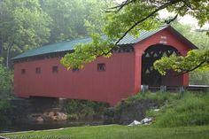 Image detail for -West Arlington Bridge, Vermont No. 1