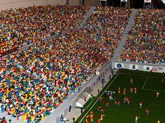 Playmobil estadio