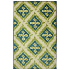 @Overstock.com - Mohawk Home Becker Turquoise Area Rug - This plush, contemporary rug from Mohawk Home comes in lime green and teal and coordinates with today's most popular decorating schemes. Bring fresh style and texture to your decor.  http://www.overstock.com/Home-Garden/Mohawk-Home-Becker-Turquoise-Area-Rug/7519508/product.html?CID=214117 $99.99