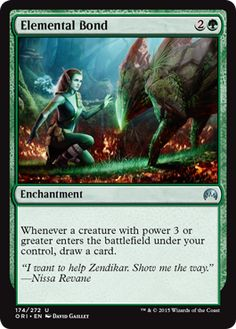 1 Realms Uncharted = Green Rise of the Eldrazi Mtg Magic Rare 1x x1