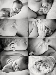 newborn photography. I want this. A pic of all the tiny baby parts @Amanda Snelson Ferguson
