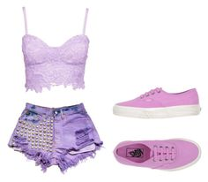 """Untitled #1425"" by mirra95 on Polyvore featuring Levi's and Vans"