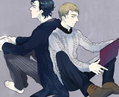 Sherlock fan art