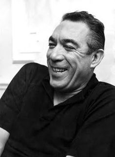 Anthony Quinn  (April 21, 1915 – June 3, 2001), one of my favorite actors. (Mike)