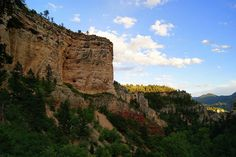 Williams Canyon in Manitou Springs