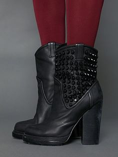 Jeffrey Campbell Chelsea Stud Boot