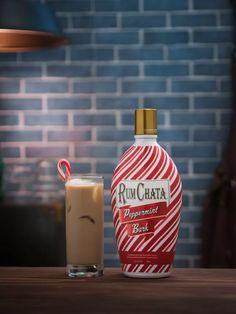 Pepermint Bark, Peppermint Sticks, Espresso Coffee, Iced Coffee, Rumchata Recipes, Whipped Cream, Ice Cream, Christmas Brunch, Xmas