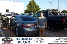 Congratulations to Madison Bunn on your new car   purchase from Kevin Lee at Huffines Hyundai Plano! #NewCar