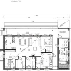 Floor Plans, Architecture, House, Instagram, Arquitetura, Haus, Architecture Illustrations, Homes, Floor Plan Drawing