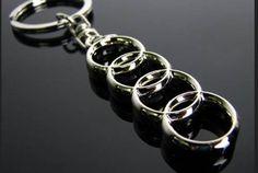 Audi keychain