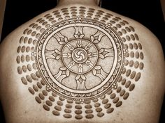 My next tattoo will be related to my journey of spiritual enlightenment...