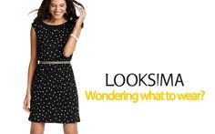 Looksima - Wondering what to wear?