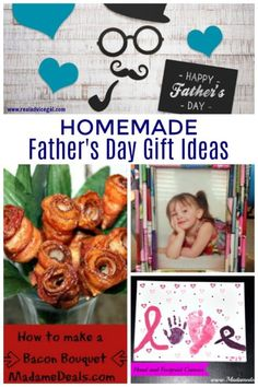 Create something special for the special man in your life for Father's day. Check out our easy homemade Father's day gift ideas. Homemade Fathers Day Gifts, Homemade Gifts, Bacon Bouquet, Holiday Fun, Holiday Ideas, Great Father's Day Gifts, Father's Day Diy, Happy Fathers Day, Creative Gifts