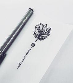 ✨ A n i m a • e • C u o r e ❤ • • • #flordeloto #lotus #lotusflower #flower #flowertattoo #flowerstagram #lotusflowertattoo #tattoo…