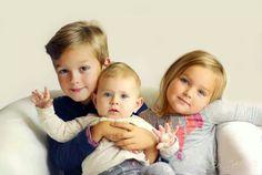 My three beautiful grandchildren!