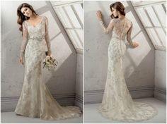 Os melhores modelos de Sottero and Midgley: vestidos de noiva que te farão sonhar! Image: 23