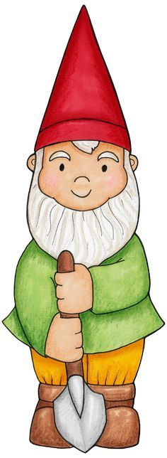 Gnome Clip Art: 1000+ Images About THEMA: Kabouters On Pinterest