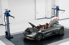 Porsche Concept: Road Version (2014) on Behance