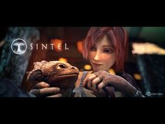 Sintel - Third Open Movie by Blender Foundation    If you are at all appreciative of dragons or the fantasy genre in general, watch this. If you enjoy excellent animation, watch this. Also, bear in mind that this was done creating open-source software O_o    Also, try not to cry.