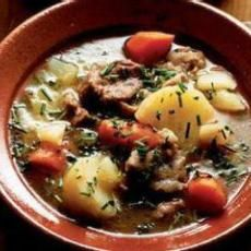 "Special Irish Beef Stew - but sub the ""all-purpose flour"" with gluten-free flour & the beer for a either a gluten-free beer or when in doubt - use whiskey!"