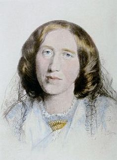 George Eliot - real name Mary Anne Evans 1819-1880 was an English novelist, journalist and translator and one of the leading writers of the Victorian Era. She wrote seven novels including Adam Bede, The Mill on the Floss, Silas Marner, Middlemarch and Daniel Deronda