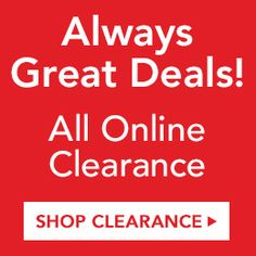 Always Great Deals! All Online Clearance at Joann.com