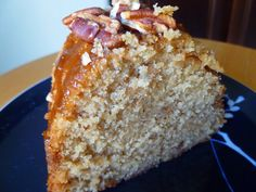 The Pastry Chef's Baking: Toffee Pecan Caramel Pound Cake