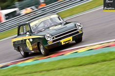 Ford Lotus Cortina-Historic Motor Racing U2TC - Spa Six Hours 2015. FSC