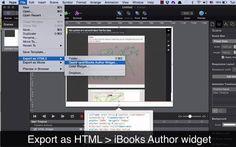 Create Padlet Widgets for iBooks Author!