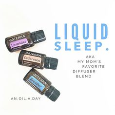 My mom called me the other day to rave about what she and my dad put in their diffuser every night for an amazing night of SLEEP. Combine 4 drops Lavender 2 drops Cedarwood 2-3 drops Breathe This combo of oils will not only help you relax & feel calm, it will also help with clear, easy breathing. All night long. Aw yeah. The AromaLite diffuser runs for 8 hours, so it's perfect for sleeping. And this blend is perfect for babies too! ❤️ Cortney #letsgetiton #inbed #andbyit #imeansleep #...