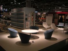 Tacchini Italia Forniture at iSaloni 2017, the best Italian Design Show to inpires your interior design projects3