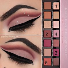 "497 Likes, 10 Comments - Alisa Makeup (@alisa.beauty.pro) on Instagram: ""Pictorial for my previous look • Eyes @anastasiabeverlyhills #modernrenaissance palette •Brows…"""